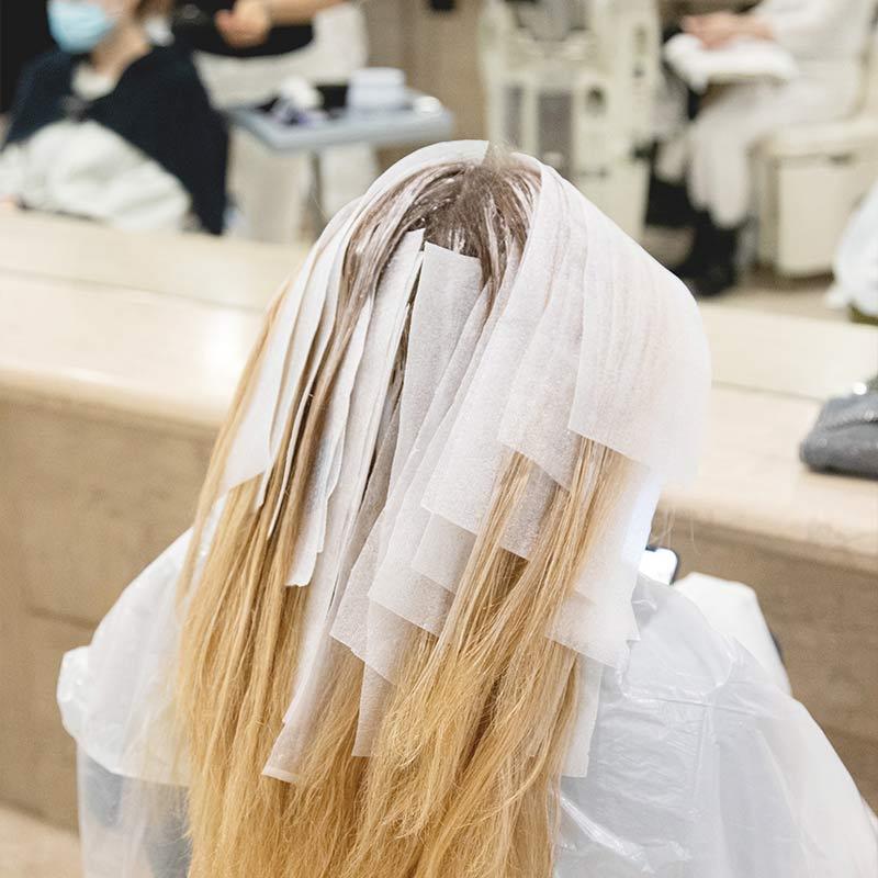 mèches Fantuz parrucchieri