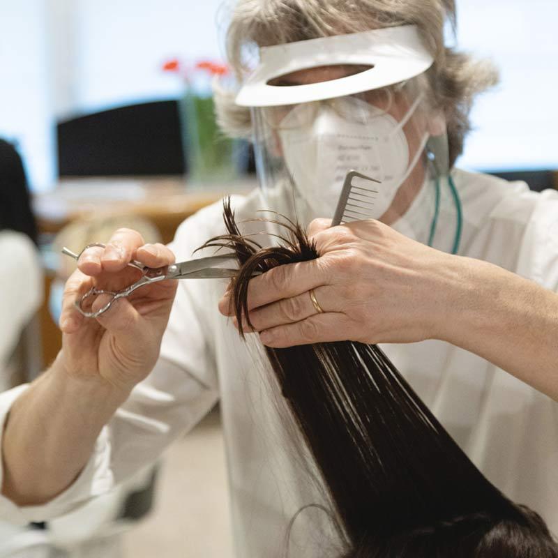 Taglio Fantuz parrucchieri