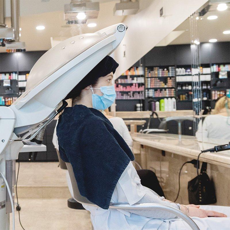 trattamento del capello